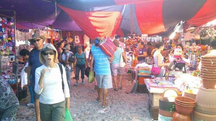 La Penita market