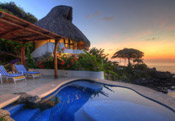 amazing villas in a magical location!