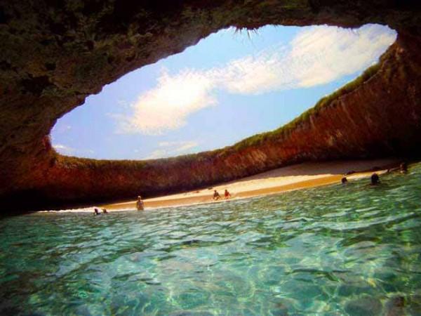 Las Marietas Islands