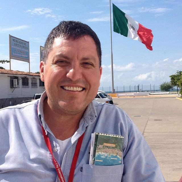 Damian Alvarez Certified Tourist Guide