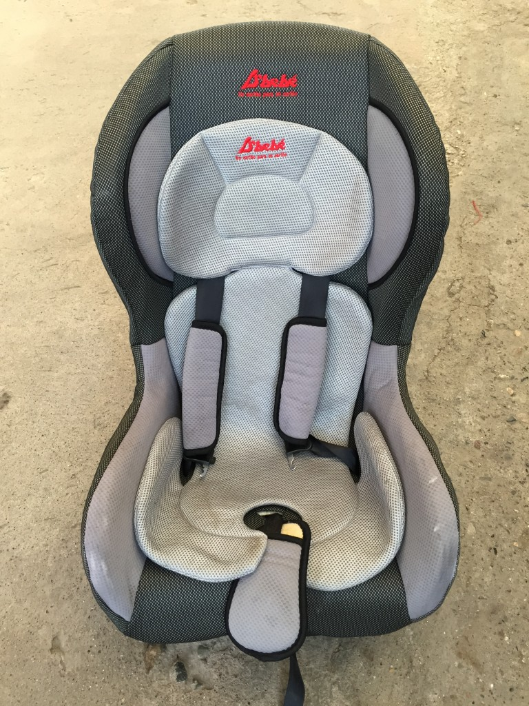 carseat 2-4 years