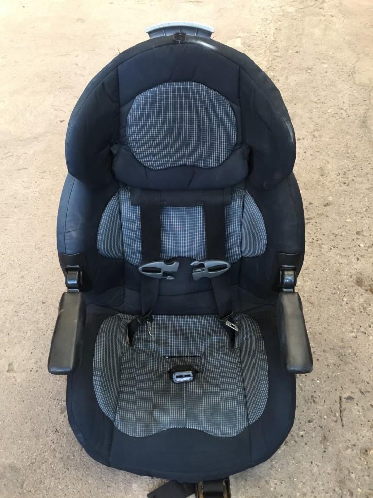 car seat 3-4 years
